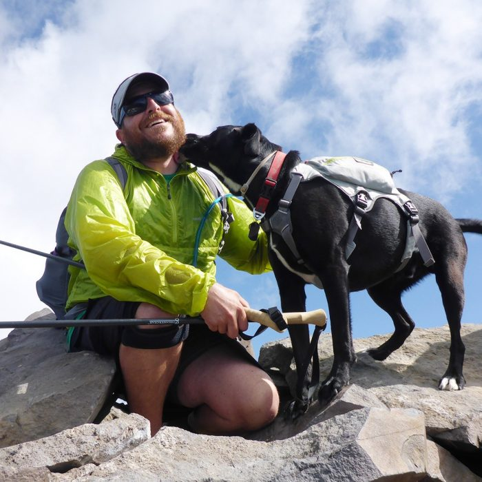 "Hiking with Your Dog, with Whitney ""Allgood"" LaRuffa"